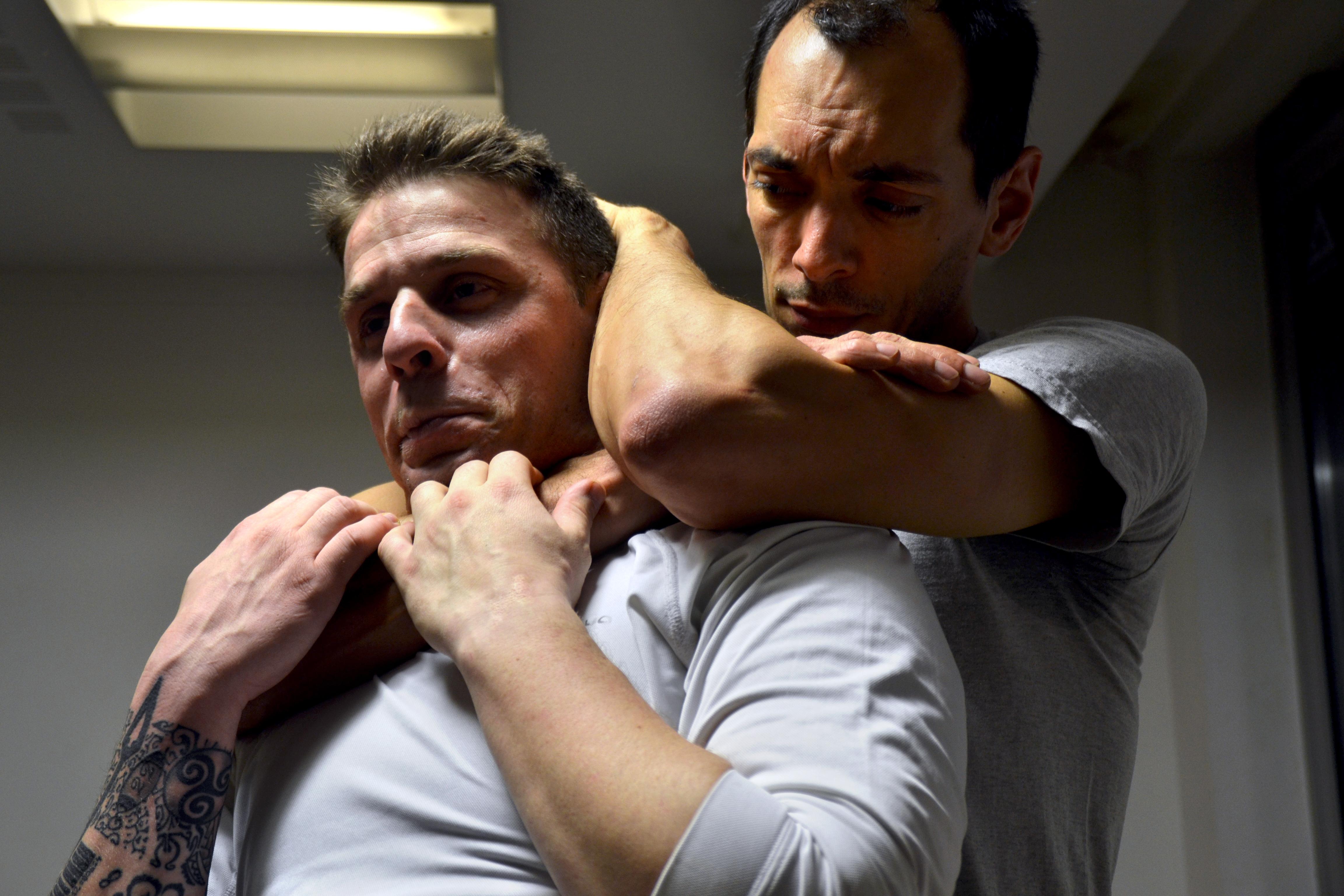 Wing Chun self-defense
